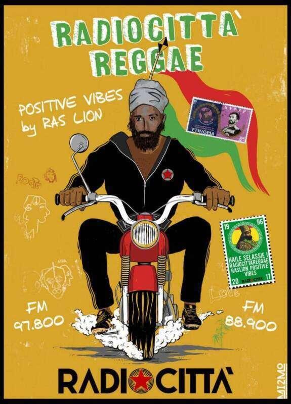 Radio Città Reggae